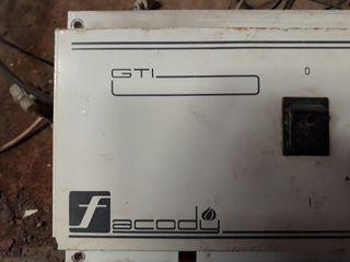 cuadro control caldera Facody GTI