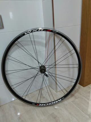 Rueda bicicleta carretera Migoki