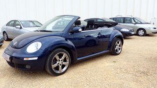 Volkswagen new Beetle cabrio 1.9tdi 105cv nuevo