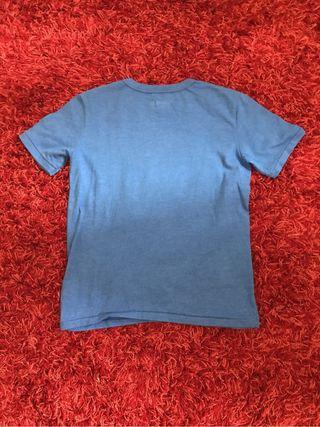 Camiseta bordada gap 4-5 años