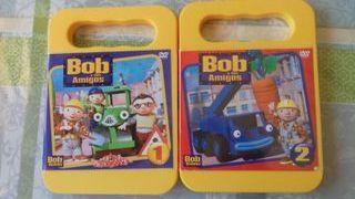 DVD's BOB y sus amigos