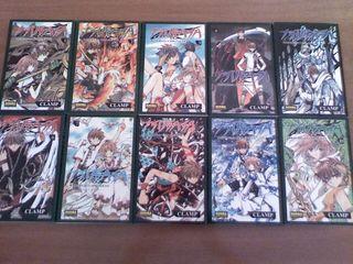 Manga Tsubasa Reservoir Chronicle CLAMP Sakura