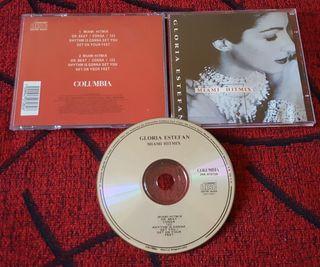GLORIA ESTEFAN Miami Hitmix CD MÉXICO MUY RARO
