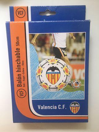 Pelota hinchable Valencia CF