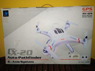 Drone profesional CX-20 FPV