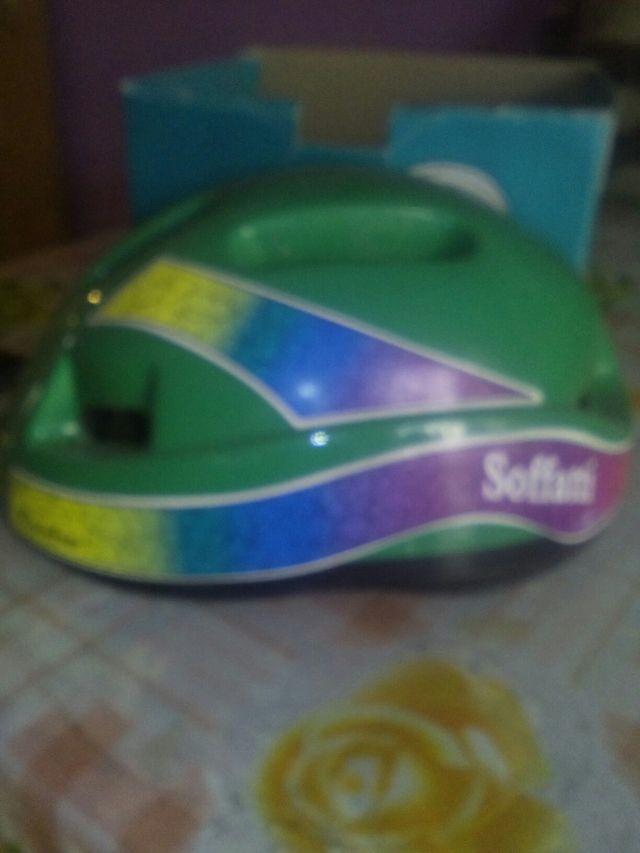 casco paa bici
