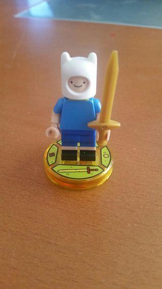 vendo figura lego dimensions