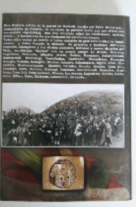 Historia critica de la guerra en Euskadi 1936/1937