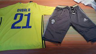 Traje Juventus de Turin