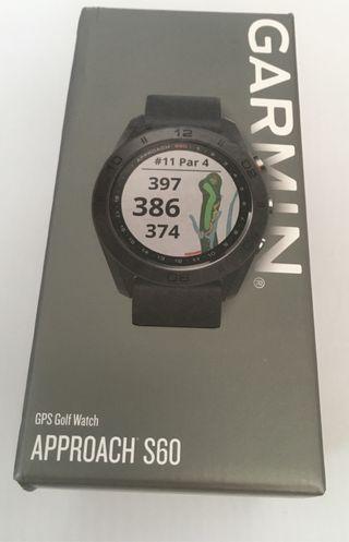 Garmin Approach S60 (Golf)