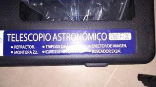 Telescopio Astronómico como nuevo