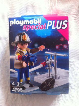 Playmobil Special Plus Mama Bombero Vinkingo