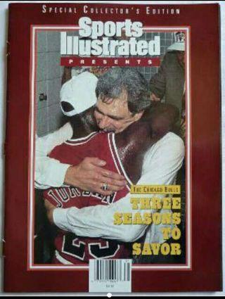 Michael Jordan - ''Sports illustrated'' (1993)