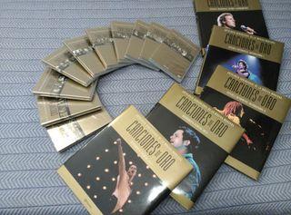 Enciclopedia Antología Música Moderna