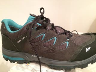 Zapatillas montaña/trekking talla 41