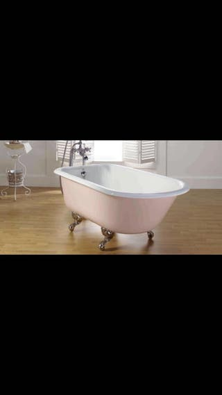 Patas para bañera antigua