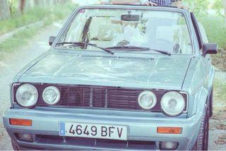 Volkswagen Golf Cabrio 1984