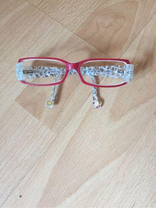 Montura gafas etnia