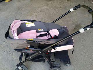 Silla cochecito bebe