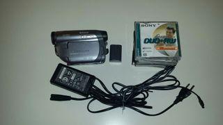 video camara SONY handycam DCR-DVD205E