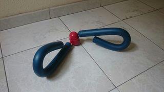 barra ejercicio brazos/piernas