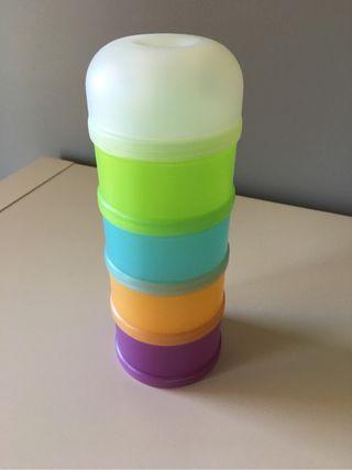 Dosificador leche y cereales SUAVINEX