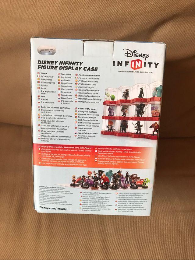 Expositores Disney Infinity / Amiibo