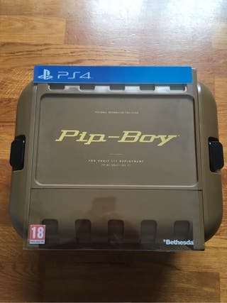 Fallout 4 Pip Boy Edition PS4