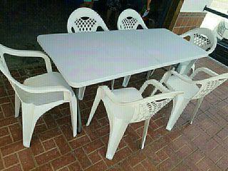 Alquiler sillas y mesas