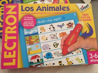 Lectron Los Animales