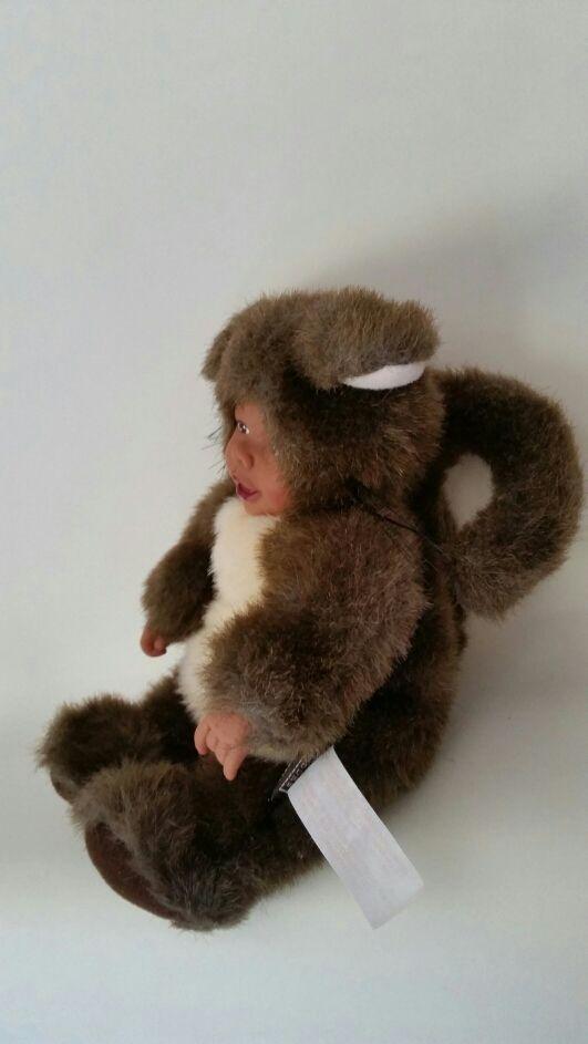 muñeco peluche bebe Anne Geddes ardilla?
