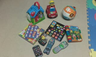 juguetes bebé en inglés