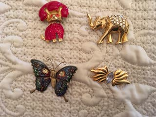 8 BROCHES
