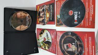 Lote DVD películas