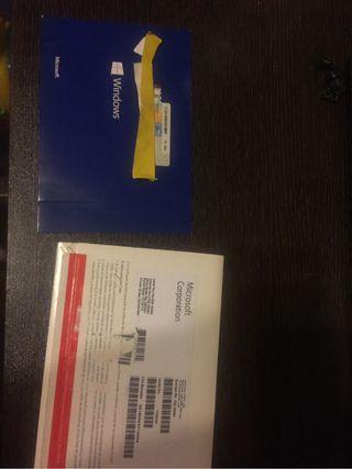 Licencia de windows 7 x32 Pro
