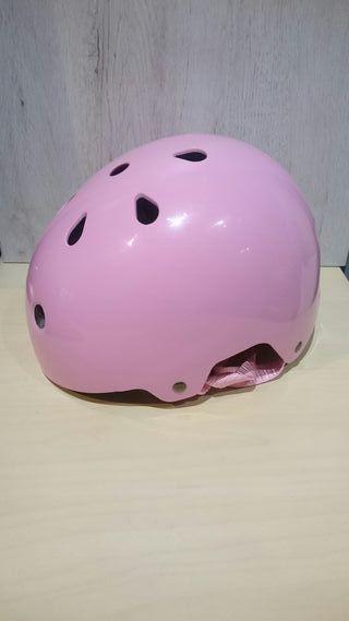 Casco bicicleta / patinar infantil