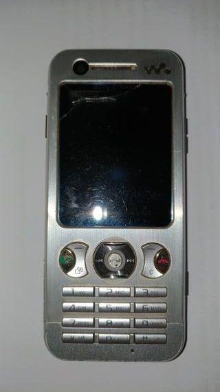 Movil Sony Ericsson