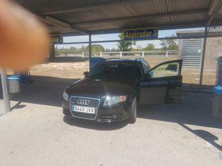 Audi A4 2005 averiado
