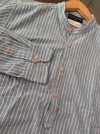 Camisa Polera Kyoto Scalpers nueva etiqueta