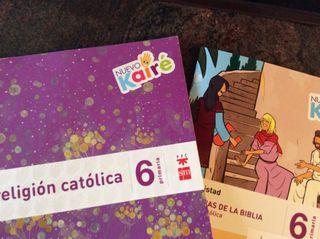 Religión Católica 6 primaria