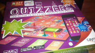 Juego mesa quizzers