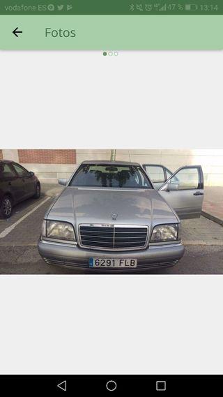 Mercedes-benz Clase S. 350 S 1996. Perfecto estado