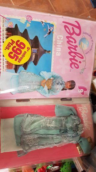 Fasciculos Vestidos Barbie