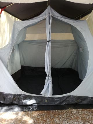 Tienda campaña camping