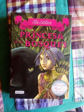 Princesa de los bosques.
