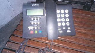 Teléfono fijo domo