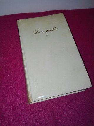 libro los miserables
