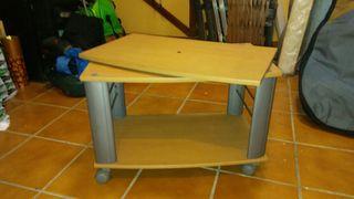 Mesa auxiliar ideal para TV