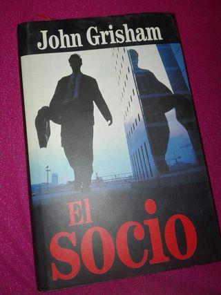 libro el socio de john Grisham