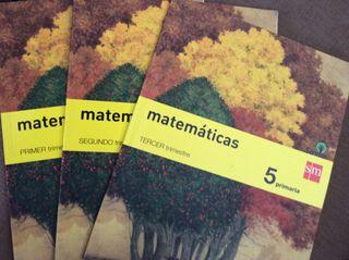 Matématicas 5 primaria